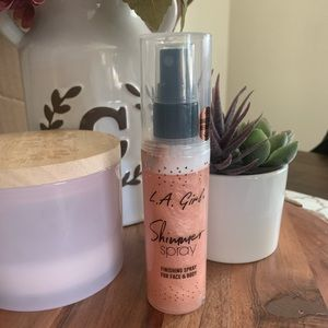 LA Girl Face & Body Shimmer Spray